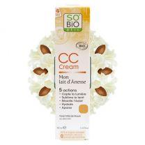 Bio CC-voide aasinmaito - Yleissävy