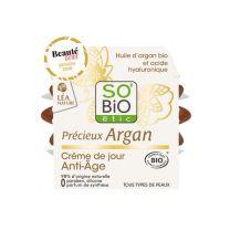 Bio anti-aging päivävoide Argan (50ml)
