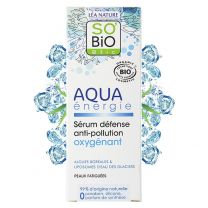 Bio Aqua Energie Anti-pollution kasvoseerumi - Väsyneelle iholle (30ml)