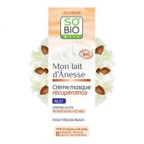 Bio Overnight Recovery Cream - Aasinmaito (50ml)