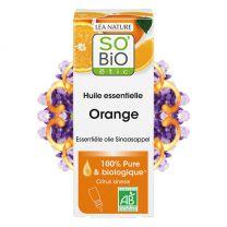 Eteerinen appelsiiniöljy, 100% luonnonmukainen (15ml)