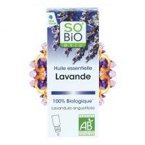 Eteerinen laventeliöljy, 100% luonnonmukainen (15ml)