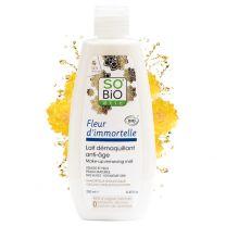 Anti-aging puhdistusmaito Bio - Kypsä iho (250ml)