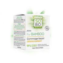 Bio syväpuhdistava kuorinta - PUR BAMBOO