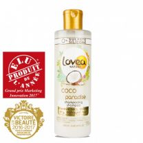 Coco Paradise Shampoo kuiville ja vaurioituneille hiuksille (250ml)