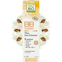 Bio BB-voide aasinmaito - Light Beige 01