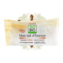 Bio aasinmaito-palasaippua (100g)