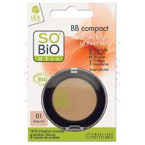 Peitevoide BB Compact Concealer - Light Beige 01