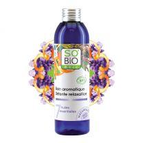 Aromaterapia kylpyöljy BIO - Rentouttava (200ml)