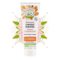 Bio shampoo Guarana&Niaouli - Normaaleista hauraille hiuksille (250ml)